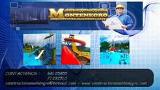 Onstructora Montenegro Contempla: Son Obras Civiles; Zanjeo