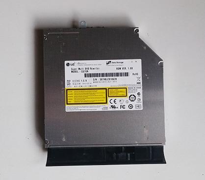 Leitor De Cd/dvd Do Notbook Cce Modelo Ultra Thin U25