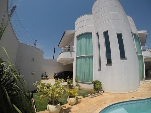 Casa À Venda, 270 M² Por R$ 850.000,00 - Parque Residencial Jaguari - Americana/sp - Ca0716