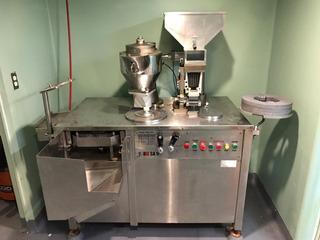 Maquina Encapsuladora Semi-automática, Pam Sa-9