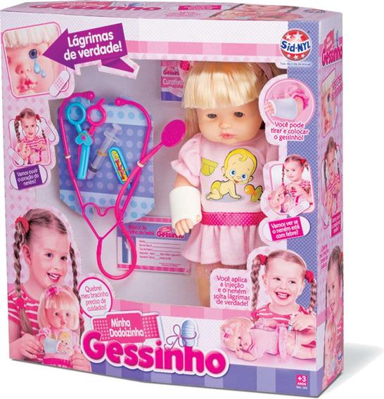 Boneca Minha Dodoizinha Gessinho Sid-nyl Unidade