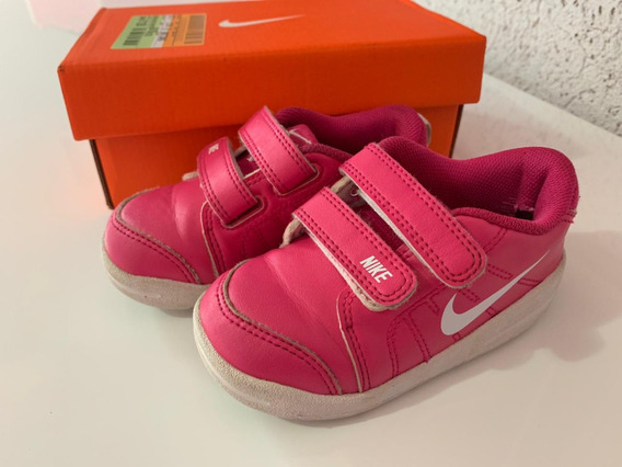 Tênis Nike Infantil Feminino Original Numero 22 Br