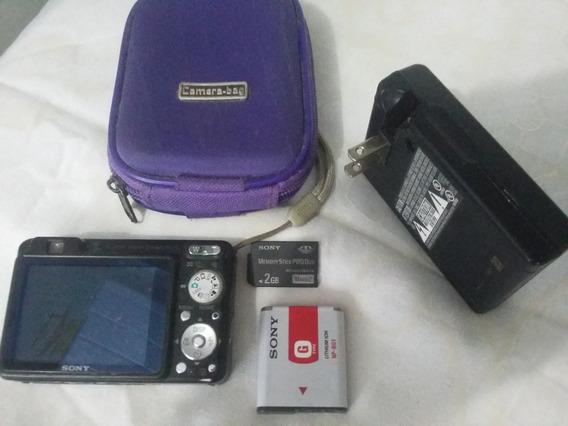Bateria Sony Bc-csn Camera W 510 Sony Digital Bivolt W-120