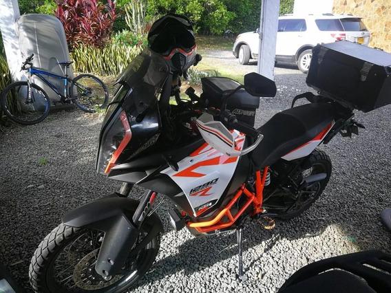 Ktm 1290 Super Adventure R Como Nueva