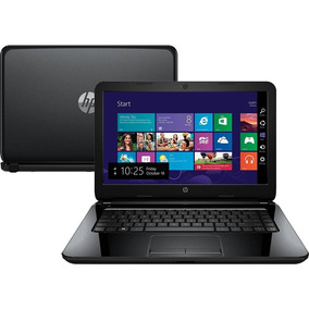 Notebook Hp 14-r052br I5 4gb 500gb Windows 14