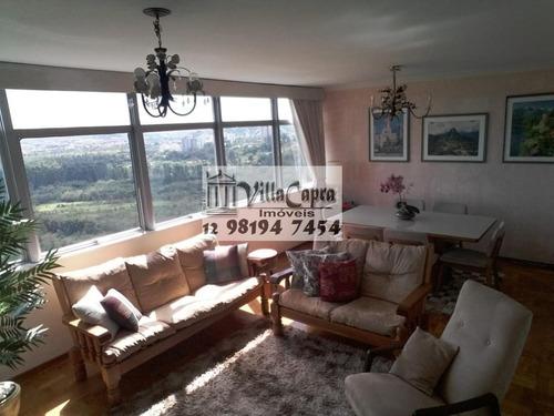Apartamento Para Venda Em São José Dos Campos, Centro, 4 Dormitórios, 1 Suíte, 2 Banheiros, 1 Vaga - 101v_1-1745307