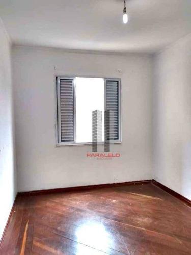 Apartamento Com 2 Dormitórios À Venda, 60 M² Por R$ 350.000 - Mooca - São Paulo/sp - Ap2951