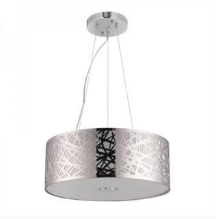 Candil Decorativo Moderno Acero Inoxidable V2750