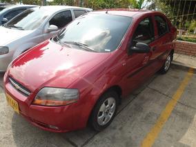 Vendo Carro Chevrolet Aveo Sedan 1.6l, 2012 57k Kilometros R