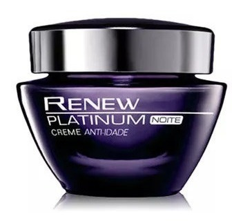 Renew Platinum 60+ Noite Avon