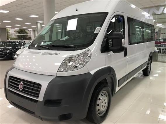 Ducato Minibus 2020 0km / $199.000 Y Cuotas 31e-