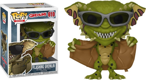 Funko Pop Movies Gremlins 2 Flashing Gremlin Original