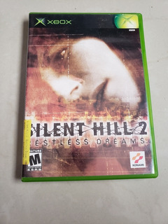 Silent Hill 2 Restless Dreams Para Xbox