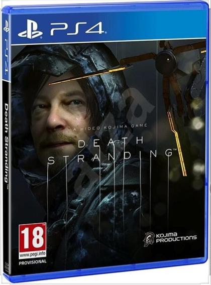 Death Stranding Ps4 Físico Nuevo Sellado Local Garantía