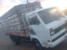 Caminhão Boiadeiro Vw 7.90s - 1990 Revisado Super Conservado