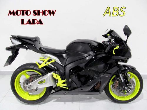 Imagem 1 de 15 de Honda Cbr 600rr Abs 2011 Preta