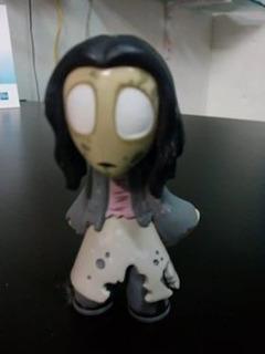 Funko Mini The Walking Dead Series Minis Chica Zombie