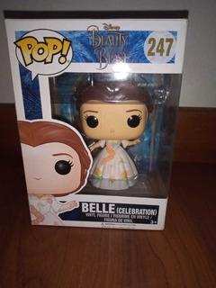 Funko Pop Bella (la Bella Y La Bestia)