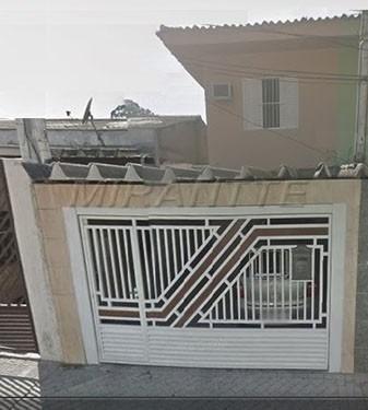 Sobrado Em Freguesia Do Ó - São Paulo, Sp - 275893
