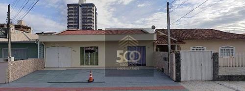 Imagem 1 de 21 de Casa Com 2 Dormitórios À Venda, 250 M² Por R$ 579.000,00 - Jardim Cidade De Florianópolis - São José/sc - Ca0306