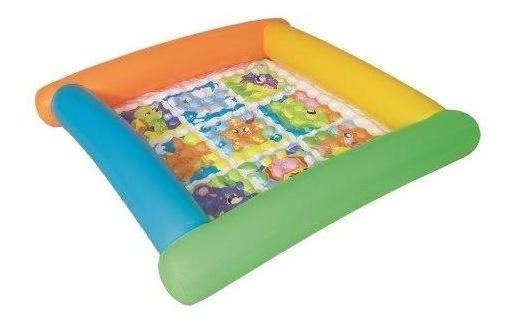 Alfombra Inflable Para Bebes 52240