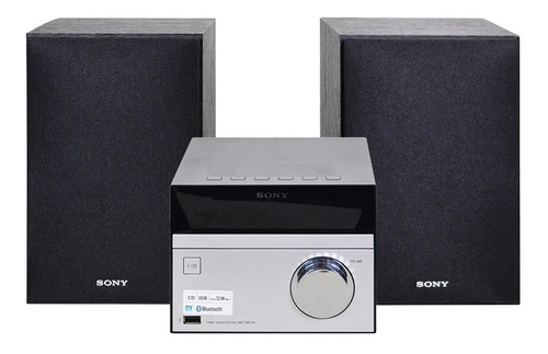 Minicomponente Sony Sbt20 Bluetooth Fm Cd Usb  Remoto Albion