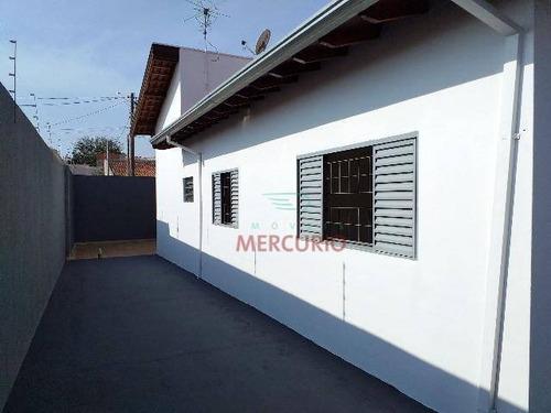 Imagem 1 de 23 de Casa À Venda, 137 M² Por R$ 390.000,00 - Jardim Bela Vista - Bauru/sp - Ca3303