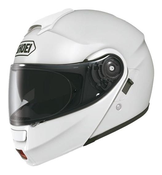 Casco Moto Shoei Neotec Blanco