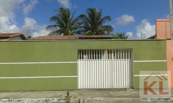 Casa Para Venda Em Macaíba, Centro, 2 Dormitórios, 1 Banheiro, 2 Vagas - Kc 0115