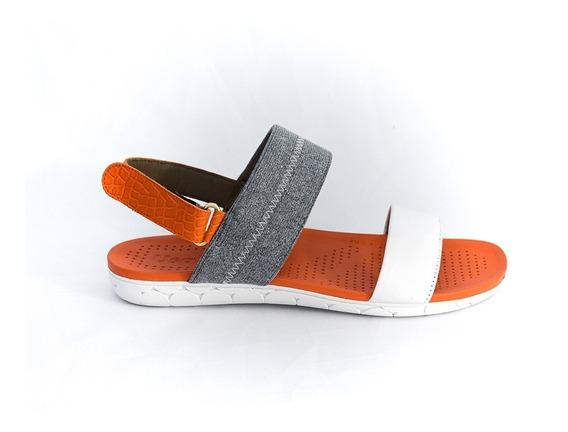 Sandália Usaflex Anatômica Y5006/50 Islen Calçados