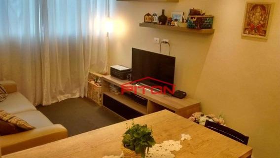 Apartamento À Venda, 58 M² Por R$ 350.000,00 - Vila Santana - São Paulo/sp - Ap1890