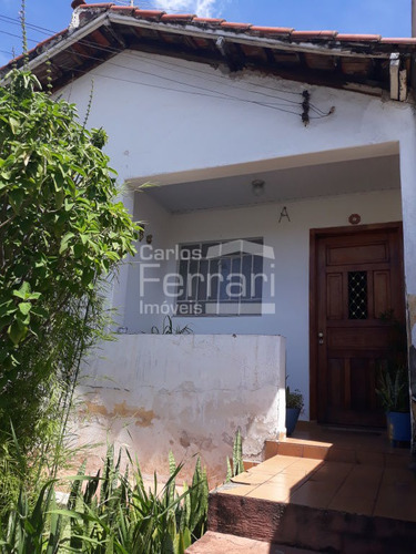 Casa Térrea Com 2 Dormitórios E 2 Vagas De Garagem - 124 M2 - Cf33226
