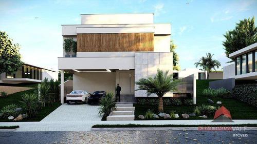 Imagem 1 de 4 de Casa Com 4 Dormitórios À Venda, 373 M² Por R$ 2.900.000,00 - Condomínio Residencial Alphaville Ii - São José Dos Campos/sp - Ca1159