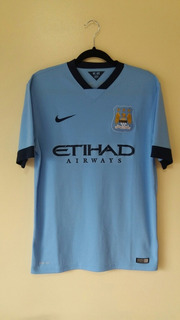 Camisa Manchester City 2015