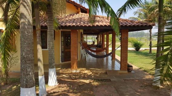 Casa Térrea - Condomínio Fechado - Residencial Thermas Santa Barbara - Ca10011