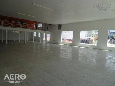 Galpão Comercial Para Locação, Vila Santa Inês, Bauru. - Ga0001