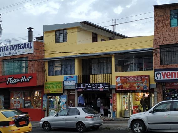 Casa Con Locales Comerciales