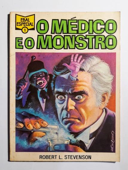Gibi O Médico E O Monstro Ebal Especial N. º1 - Frete Grátis