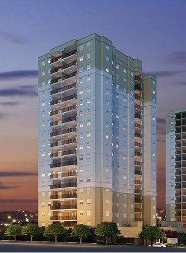 Apartamento Residencial Para Venda, Jardim Íris, São Paulo - Ap6453. - Ap6453-inc