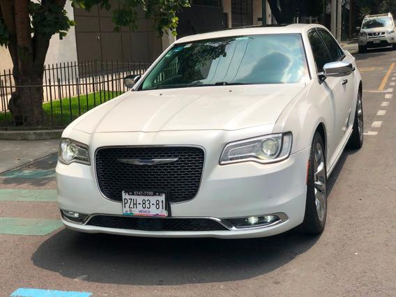 Chrysler 300c Luxury Lujo V8 5.7l Piel Quemacocos Panoramico