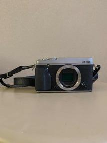 Câmera Fotográfica Profissional Mirrorless Fuji Xe-2 + Lente