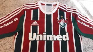 Camisa Oficial Do Fluminense Do Rio De Janeiro