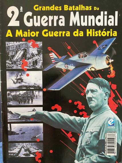 Revista Grandes Batalhas Da Segunda Guerra Mundial