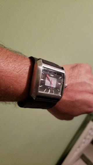 Relógio Masculino Quiksilver Sequence Silver