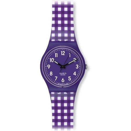 Relóigo Swatch Callicarpa Vichy Gv121