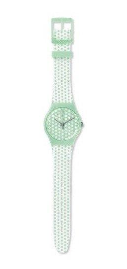 Reloj Mint Love Verde Swatch