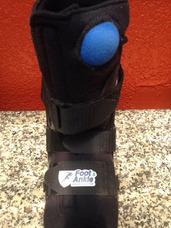 Bota Brace Walker Foot Ancle Corta Aire Neumatica Tobillo