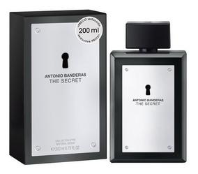 Perfume Masculino Antonio Banderas The Secret 200ml
