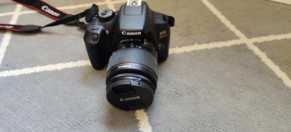 Kit Câmera Cânon Rebel T6 Completa Na Caixa