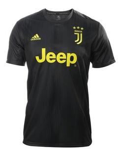 Jersey Juventus Negro Parley adidas 2019 Original Dp0455
